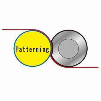 パターニング成形プロセス