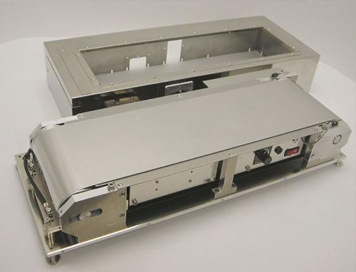 クリーンルーム内HDD搬送コンベヤ/コンベア